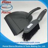 Dustpan и щетка горячего сбывания пластичный для чистки домочадца