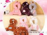 Hot Dirty Creative Cartoon U Pillow/Cute Big Ear Rabbit/Work Neck Pillow