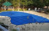 El alto invierno de fabricación de la piscina cubre de interior