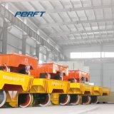 L'industrie lourde entraînée motorisé de la batterie à plat à bogies de transfert