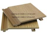 L'eau salée résistent au panneau Débris-Libre de Decking en bois WPC de WPC