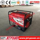 2.5kw 휴대용 가솔린 발전기 세트 공냉식 엔진 휘발유 발전기