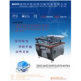 Halbautomatischer schiefer flacher Bildschirm-Drucker des Arm-TM-120140 für Verpackungsindustrie