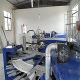 1 stampatrice di lana sfocata dello schermo del calzino di inverno della stazione di colore 24