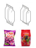 Máquina de embalagem grande automática do saco para o grânulo, petisco