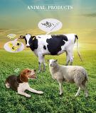 Schwein-Ohr-Marke Fdx-B 134.2kHz Marke ISO 11784 11785 der langen Reichweiten-Em4305