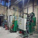 黒い潤滑油のクリーニング機械