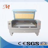 Gute Qualitäts-CO2 Laser-Ausschnitt-Maschine mit Energie 80W (JM-1080T-CCD)