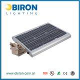 Lámpara de calle solar solar de 8W Aio