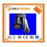고전압 XLPE 절연제 PVC 칼집 강철 테이프 기갑 고압선