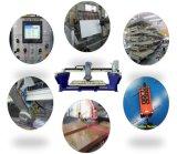 La passerelle en pierre a vu la machine de découpage avec la rotation de 360 Tableaux à vendre (XZQQ625A)