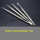 Инструмент Dabber Titanium ногтей ранга 2 Titanium