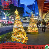 LED-Weihnachtsmotiv-Licht für Weihnachtsdekoration-Baum-Beleuchtung