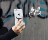 Supporto dell'anello del telefono mobile del Bull del metallo di alta qualità