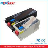 5000Wによって12V 24V 110V 230Vは充電器が付いているUPSインバーターが家へ帰る