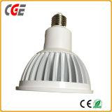 Disegno PAR38 del riflettore della PANNOCCHIA delle lampadine 10With15With20With30With35W 1600lm del LED