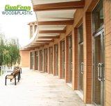 Venda a quente resistente revestimento do painel de parede exterior do WPC, revestimento de paredes Externo