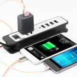 De EU ons 5V 2.1A de Dubbele Lader van de Muur USB voor Xiaomi