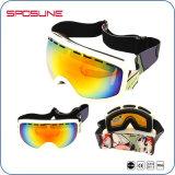 Fabricant de lunettes de ski Snowboard Anti-Fog verres de lunettes de ski unisexe