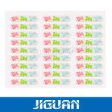 Sticker van het Etiket van de Koepel van het Gebruik van de Kleurendruk van de douane de Volledige Binnen Epoxy