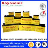 5-Jährige Gel-Zellen-Batterien der Energien-Speicherbatterie-Gel-Zellen-Batterie-12V