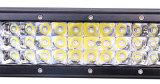 Barra chiara fuori strada impermeabile degli accessori LED dell'automobile di righe di 40W 6000K IP67 tre