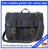 Escuro - saco projetado novo azul do mensageiro