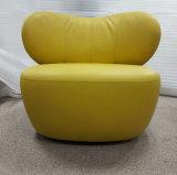 Présidence en cuir de loisirs neufs d'arrivée pour les meubles de salle de séjour et d'hôtel (C1708)