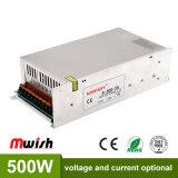 500W 24V20A 3D Drucker Swithing Stromversorgung mit Cer RoHS