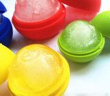 Ice шарик Maker пресс-формы области силиконового льда лоток
