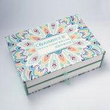 El arte de fantasía el papel de regalo de cartón caja de embalaje Caja de regalo cosmética