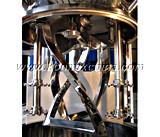 Matériel de mélange planétaire pour les matériaux de grande viscosité