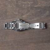 Insignia de encargo Men′ Reloj de la manera del reloj del cuarzo de S para el hombre