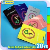 OEM surfaces Printing Unlocked Ntag216 RFID loyalty Tag card For VIP members