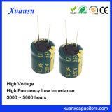 250V 4.7UF Elektrolytische Condensator voor de Hoge Frequentie van de Levering van de Macht