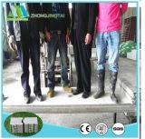 Панель цемента облегченной низкоуглеродистой пожаробезопасной перегородки фабрики Китая облегченная