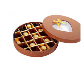 Chocolade die Van uitstekende kwaliteit van het Document van de luxe de Milieuvriendelijke Box#Chocolatebox verpakken