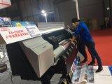 Xuli 1,8m Impressora Solvente ecológico com a Xaar1201 corresponde