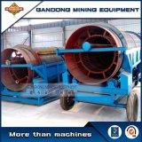 Trommel da mineração do ouro do Placer da alta qualidade para o processamento do ouro