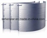 Hot Vente de la plaque d'immersion de soudage au laser en relief la conception de la plaque de froid en acier inoxydable