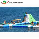 Thème de la Pieuvre Aire de Jeux de Plein Air Parc d'eau gonflable, faites glisser l'eau gonflable commerciale
