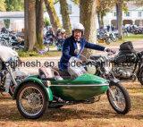 Euro4 de 400cc motocicleta ECE/Side Car del lado de la familia Moto triciclo/Laterales/Nostalgia del lado de la familia del lado de la familia CEE/Retro/Vintage motos Ural