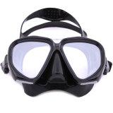 Masque naviguant au schnorchel plongeant d'adultes des jeunesse de femmes d'hommes avec des silicones 100%