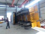 Barato preço Tri-Axle Carga da barragem, carga do reboque do atrelado