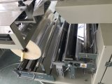 Copo plástico automático que conta a máquina de embalagem
