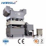 Cuatro columnas marco de una prensa hidráulica la máquina para la resistencia de hoja (sellado)