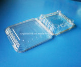 ブルーベリーのための明確なプラスチッククラムシェルの食糧容器を包む4.4 Ozのまめ