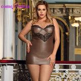 Nouveau mode de vente chaude Plus Size nuisette sexy