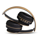 Stereo Wholesale Headphone Wireless Headset with Microphonous TF FM MP3