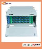 Het Frame van de Distributie FTTH Sc/FC/LC APC/PC ODF (48 KERNEN)